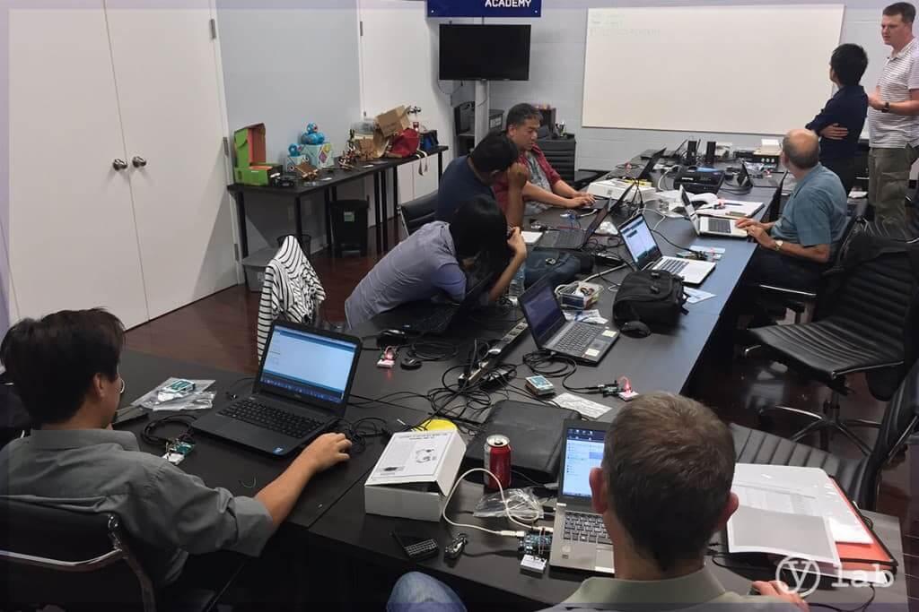 Arduino Class Overview